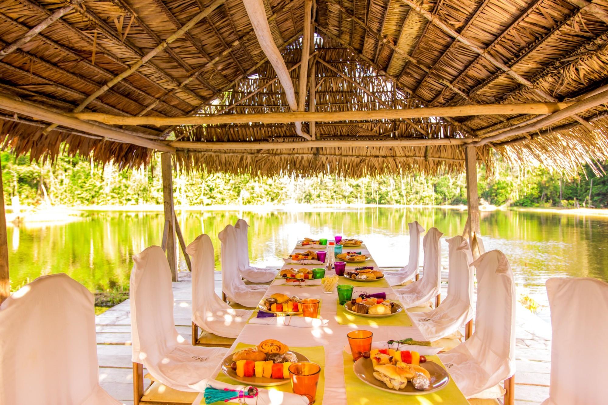 Amazon River Cruise Peru treehouse