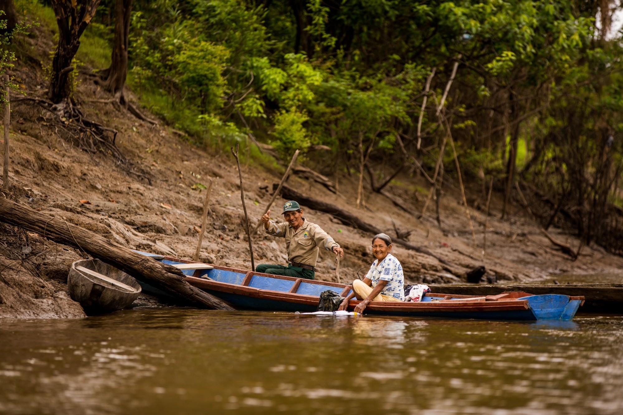 Amazon River travel Peru treehouse