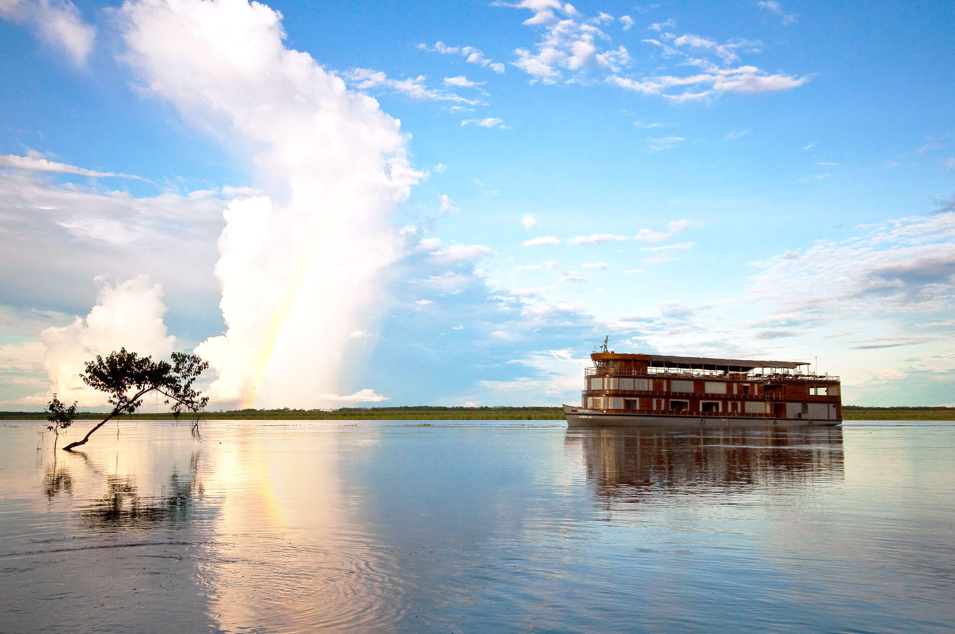 Cruising the Amazon River: a magical experience aboard Delfin Amazon Cruises