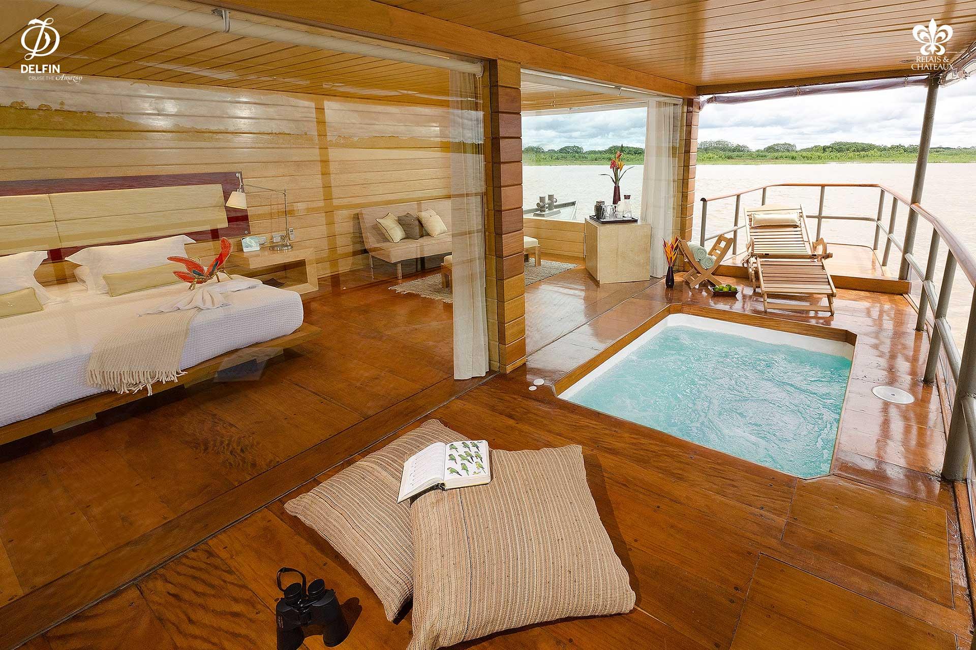 Meet the Luxury Amazon Cruise