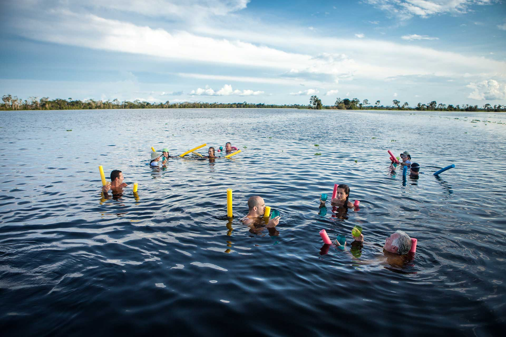 Travel to where our planet comes alive: Amazon River Cruises